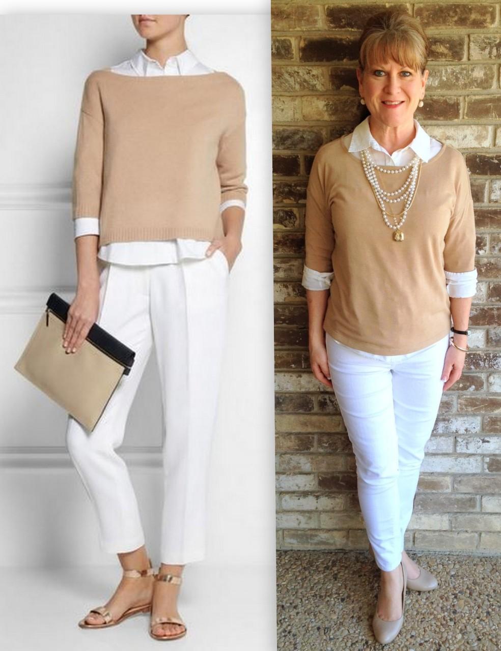 Мода для тех, кому за 55. Узнай секреты, и используй в жизни
