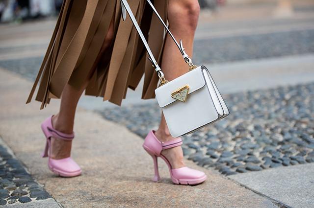 Неделя моды в Милане: street style Новости моды