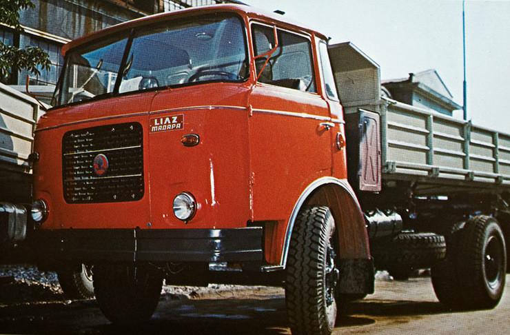 Грузовик Шкода - Мадара произведенный на заводе в Шумене: СССР, болгария, быт, история, это интересно
