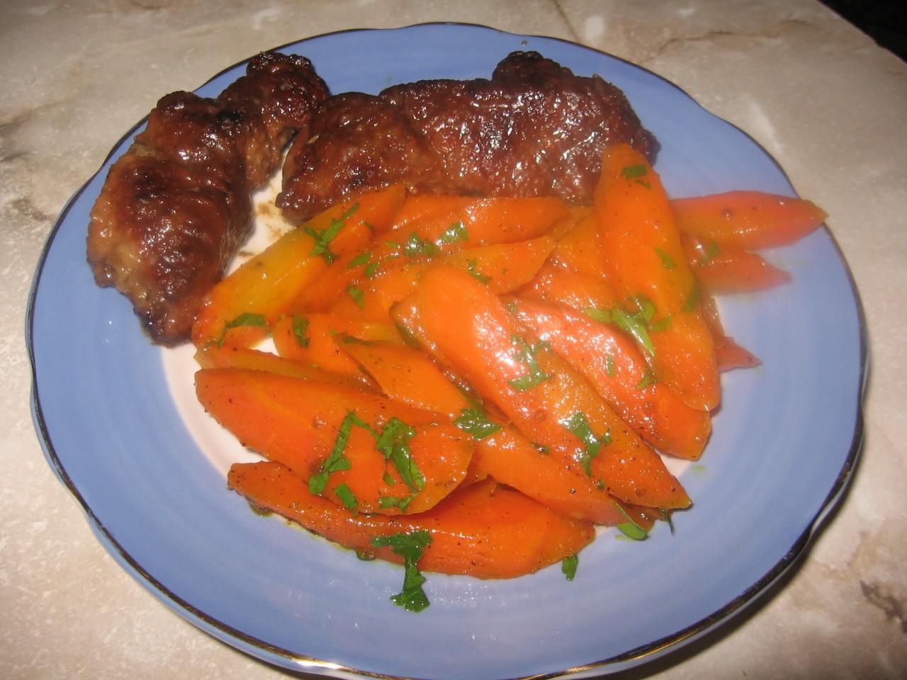 ГАДЖАР САБДЖИ (глазированная морковь)