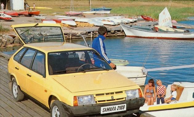 Без багажника, но с амбициями: серийные и неизвестные хэтчбеки СССР