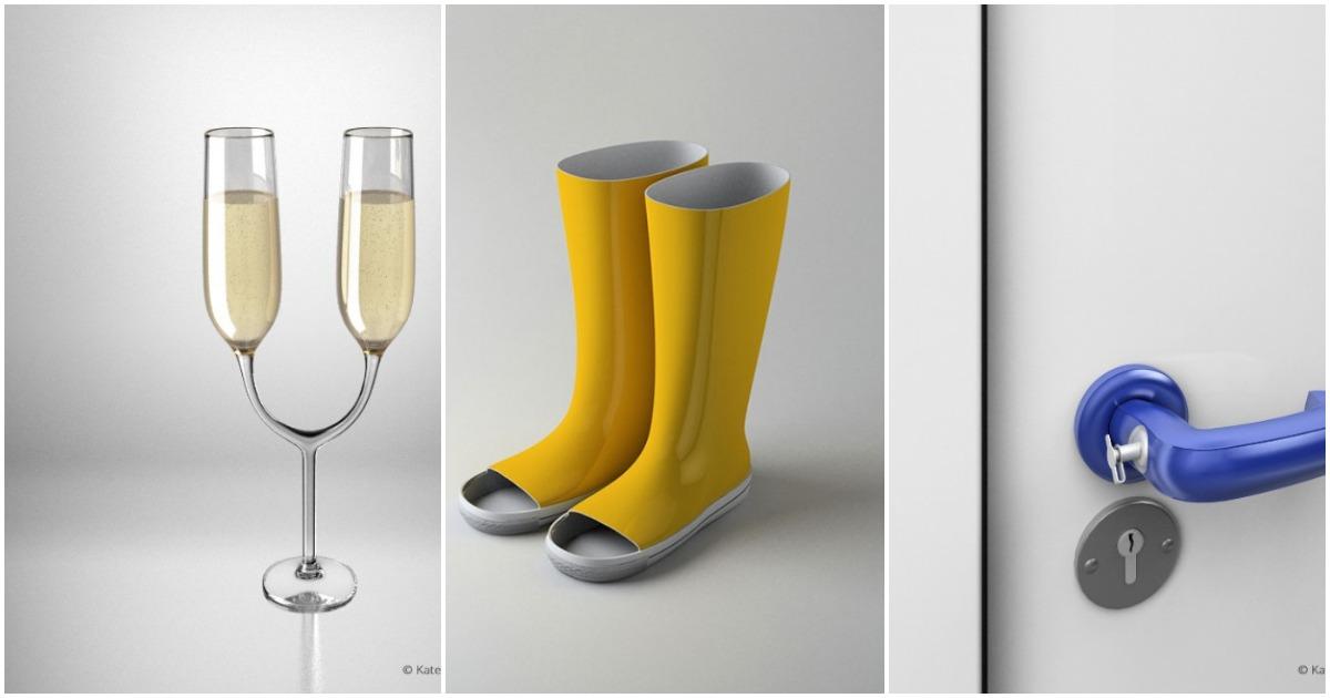 Идеи на грани фола: неудобный дизайн повседневных вещей