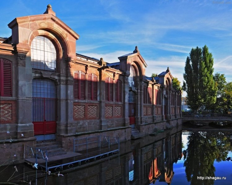 Кольмар, Colmar - самый красивый город Эльзаса, Франция фотография 8