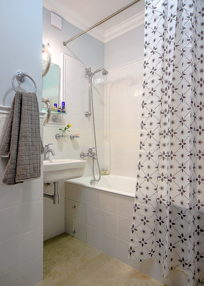 Современный Ванная комната by Мария Соловьёва-Сосновик