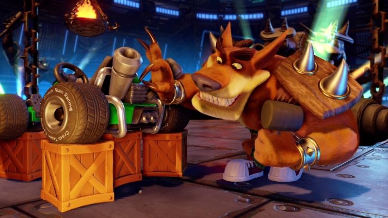 Crash Team Racing Nitro-Fueled — гонка, неподвластная времени. Рецензия action,arcade,crash team racing nitro-fueled,pc,ps,xbox,Аркады,Гонки,Игры,обзор