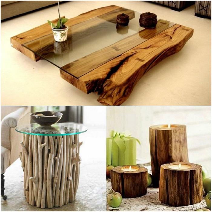 Здесь можно фантазировать как угодно, элементы декора могут быть совсем все в разных направлениях.