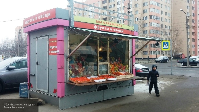 Появление возможностей для сельхоз производителей: депутат Госдумы прокомментировал возвращение на улицы России торговых палаток и ларьков