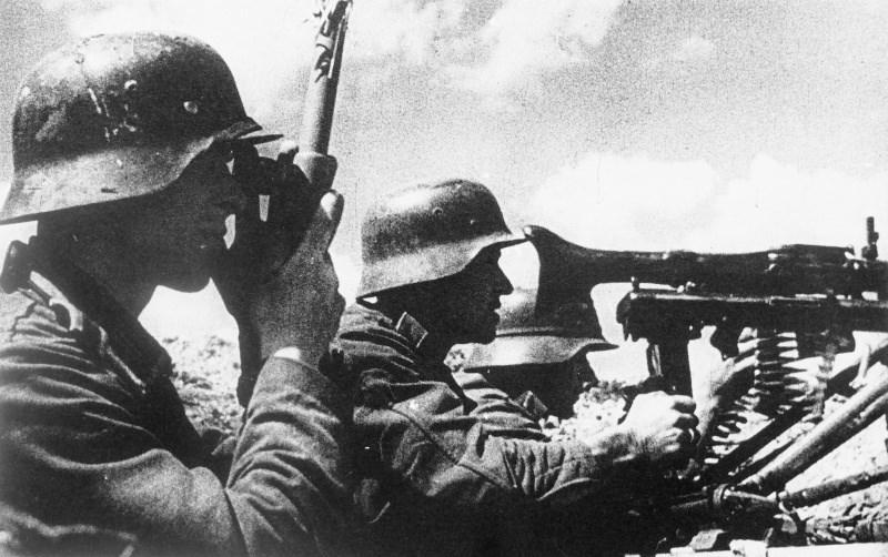 1941: ИЗ ПИСЕМ НЕМЕЦКИХ СОЛДАТ ДОМОЙ