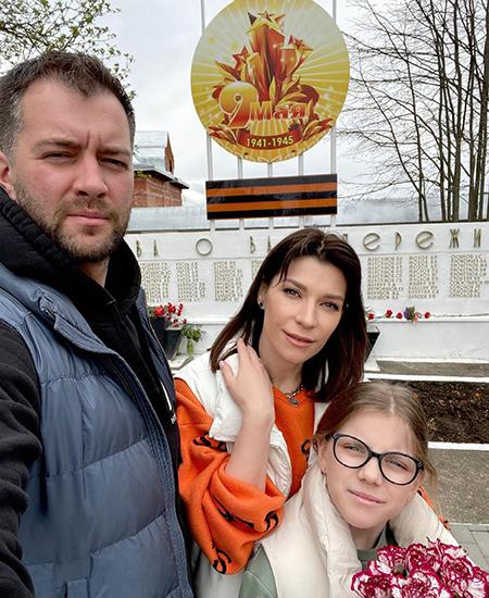 Как Татьяна Навка, Кристина Асмус, Дарья Клюкина, Баста и другие отметили День Победы Хроника