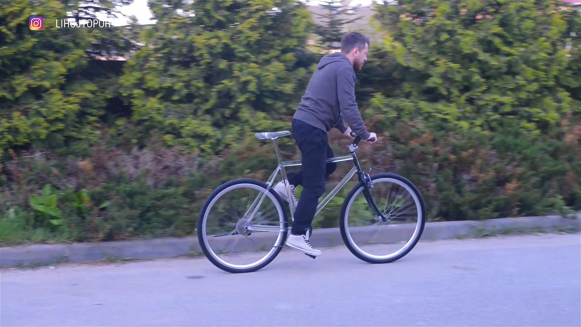 Как сделать прозрачный велосипед мастер-класс,поделки