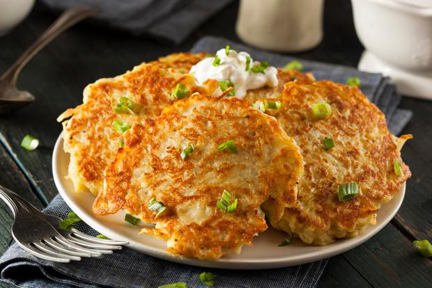 Как приготовить драники без яиц: 3 быстрых рецепта готовим дома,рецепты