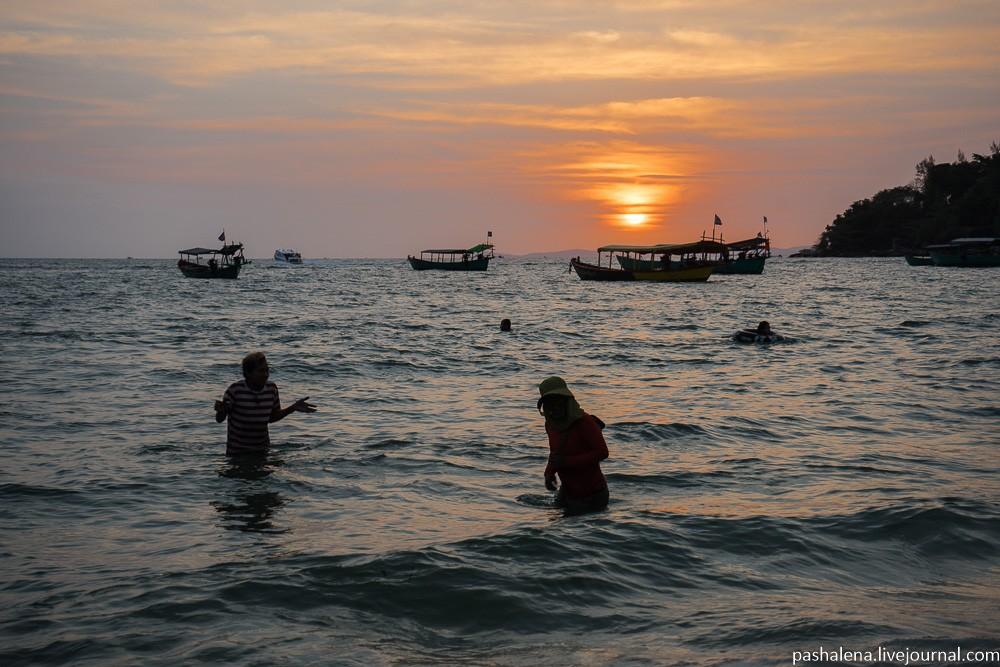 Камбоджа курортная