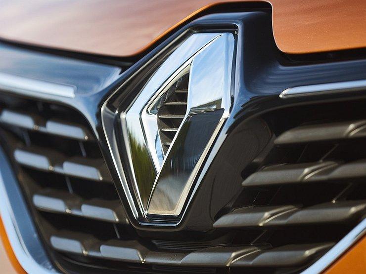Названа дата российской премьеры нового кроссовера Renault