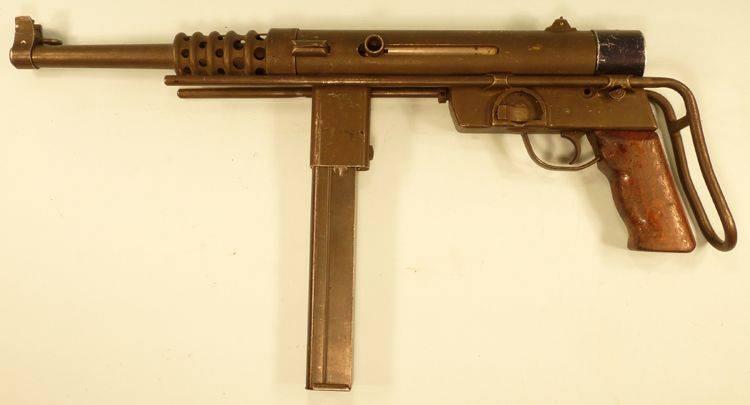 Пистолет-пулемёт: вчера, сегодня, завтра. В тени известных