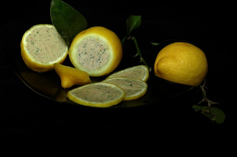 Золото лимонов Limoni ripien…