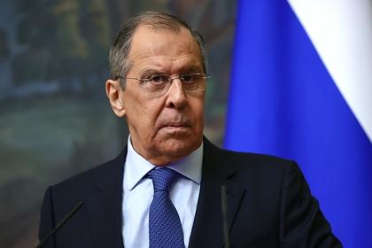 Лавров раскрыл суть западной дипломатии Мир