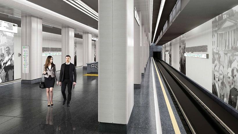 Столичные власти рассказали, когда откроются первые станции двух новых веток метро