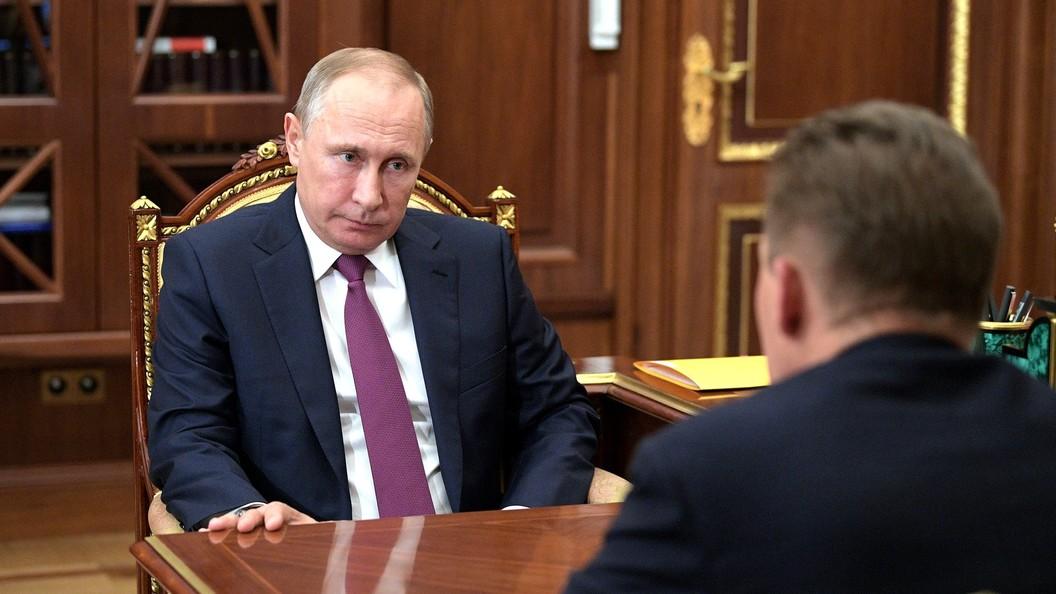 WSJ: Путин выводит Россию на…