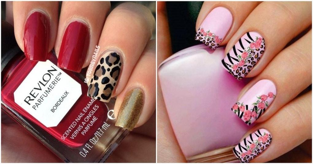Идеи дизайна ногтей с животным принтом — эффектный штрих стильного образа