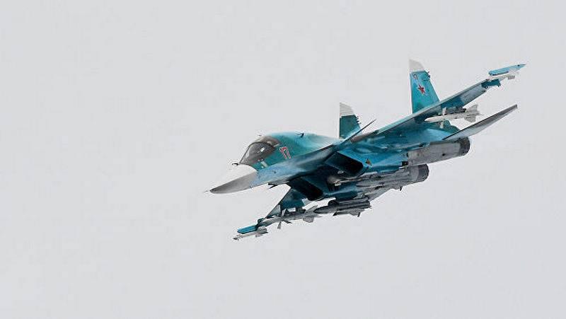 Минобороны опровергло информацию о втором спасенном летчике Су-34