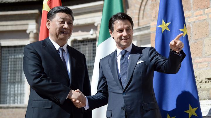 Как Китай захватывает Европу. Экономически. Навсегда геополитика