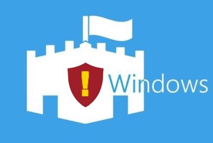 Как отключить (убрать) иконку Защитника Windows