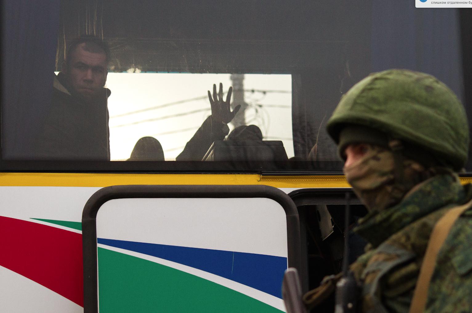 Донбасс рискует повторить судьбу Южной Осетии