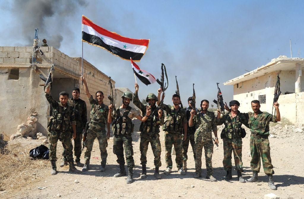 «Происходит немыслимое» — западный журналист о Сирии