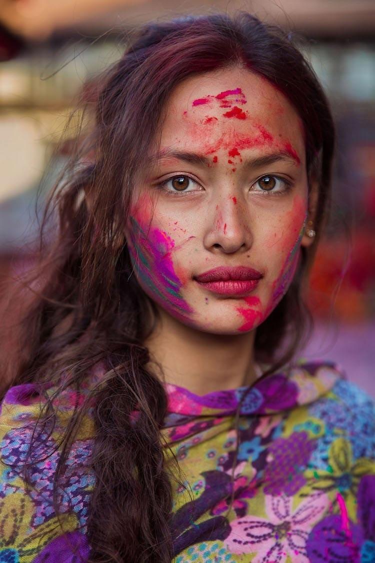 Уникальная красота женщин со всего мира