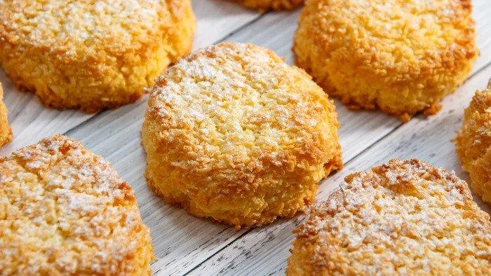 Готовлю печенье без муки, масла и миксера: всего 3 ингредиента и минимум времени сладкая выпечка