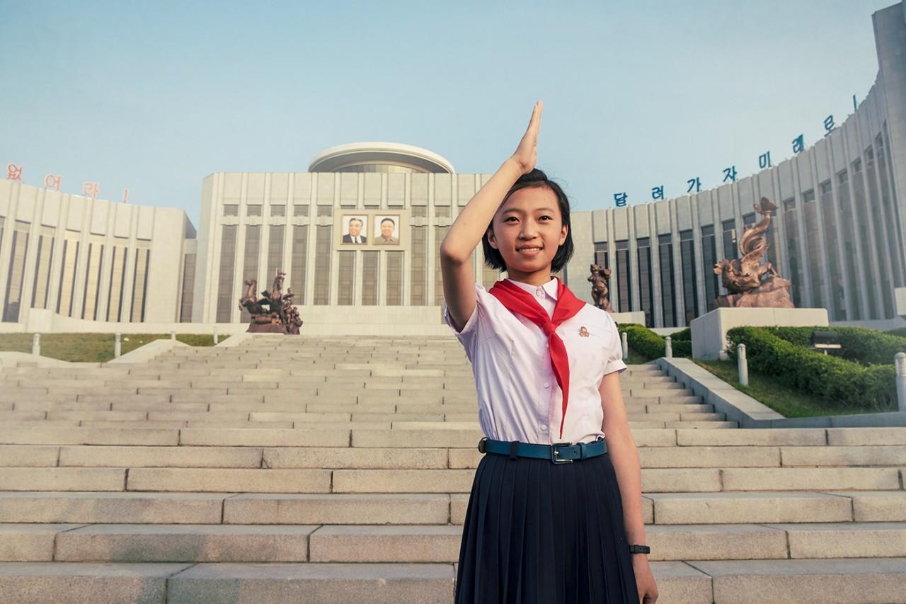 именно из-за северная корея фото сейчас башни десятка кепок