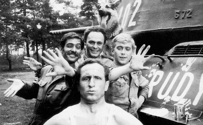 Любимые фильмы детства — «Четыре танкиста и собака»