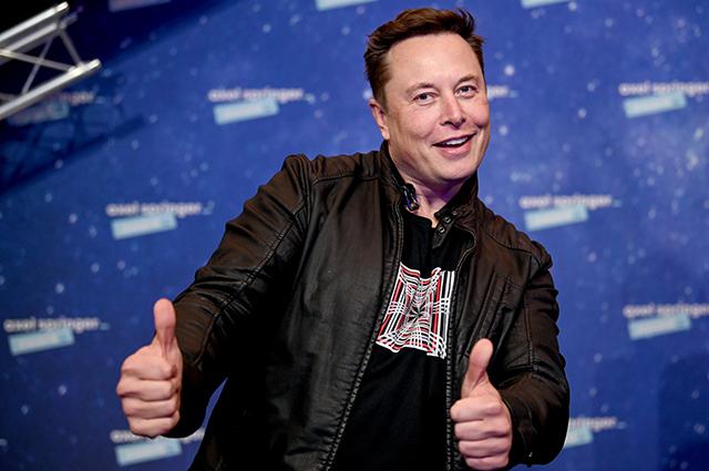 Илон Маск признался, что страдает психическим расстройством Новости