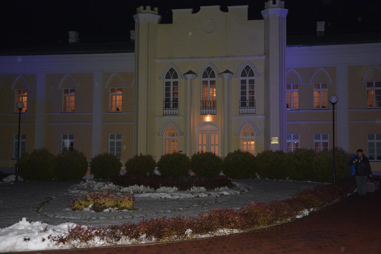 Такой разноцветный дворец  настоящая сказка!