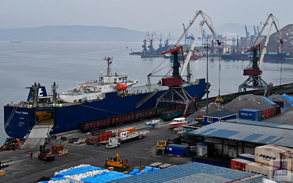 FESCO готовится к навигации в порты Чукотки