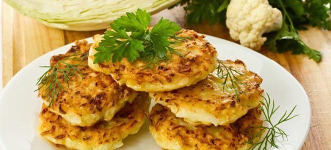 Котлеты из капусты – лучшие рецепты простого блюда