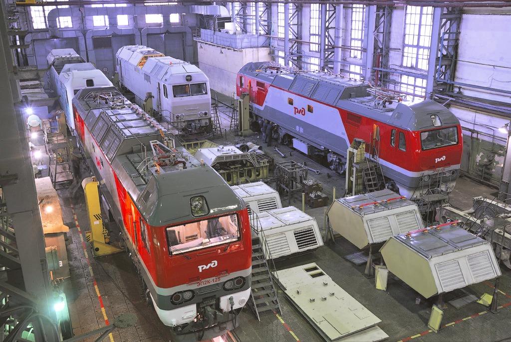 Новые дизельные поезда для Латвии могут приехать из России
