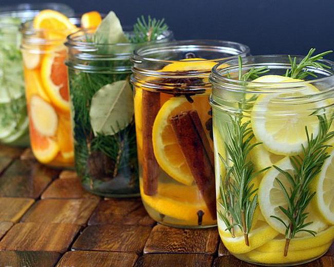 5 лучших рецептов домашних освежителей воздуха