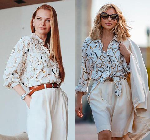 Модная битва: Елена Кулецкая против Инны Маликовой