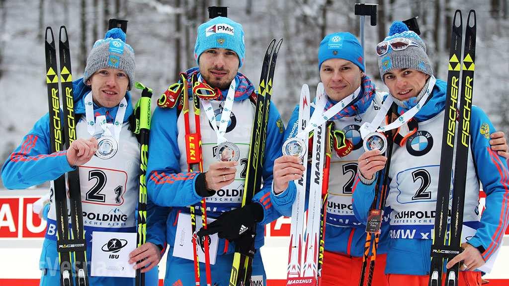 Российские биатлонисты попал…
