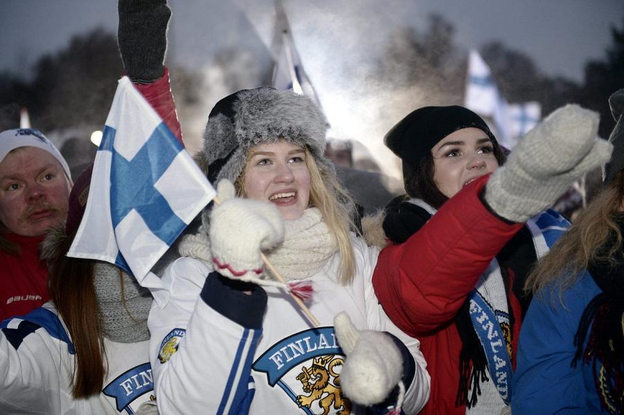 Счастливая Финляндия. Но ведь это тоже Россия была, почему не мы?