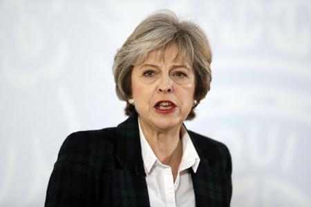 Британия: жесткие санкции против России в ответ на химическую атаку