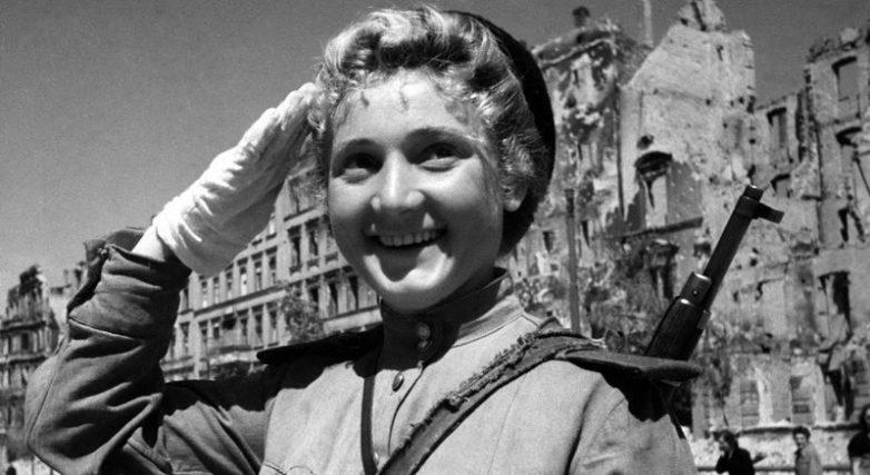 Женские лица Великой Отечественной