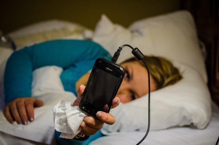 Вся правда о «ночной зарядке» смартфонов новости, смартфон, зарядка