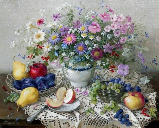 художник Лидия Даценко картины – 05