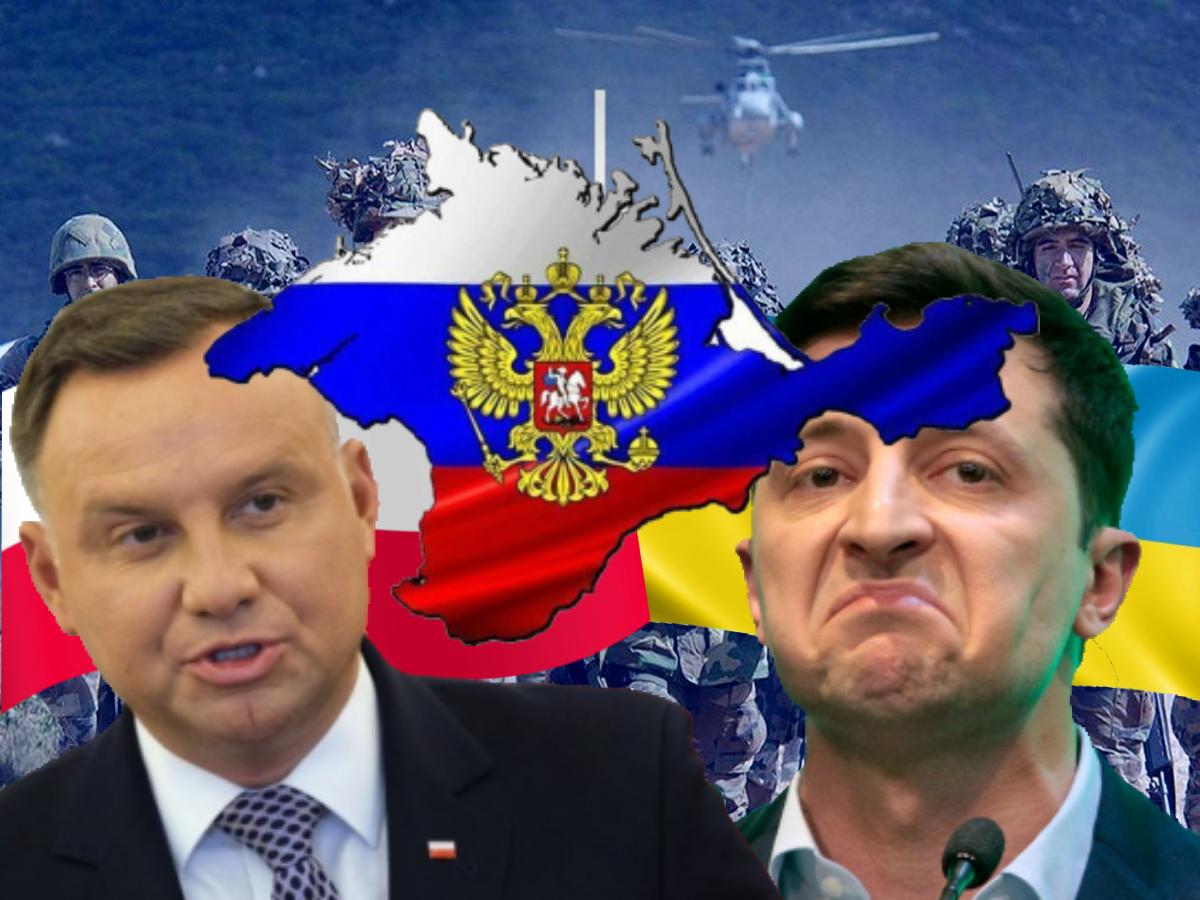 Ультиматум России от лица НАТО и ЕС выдвинул президент Польши, требуя