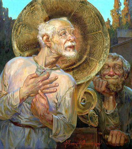 художник Владимир Чумаков-Орлеанский картины – 25