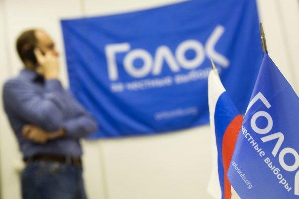 «Голос» — проамериканская контора, вмешивающаяся в российские выборы