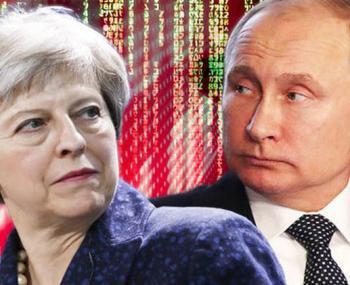 Британия угрожает России
