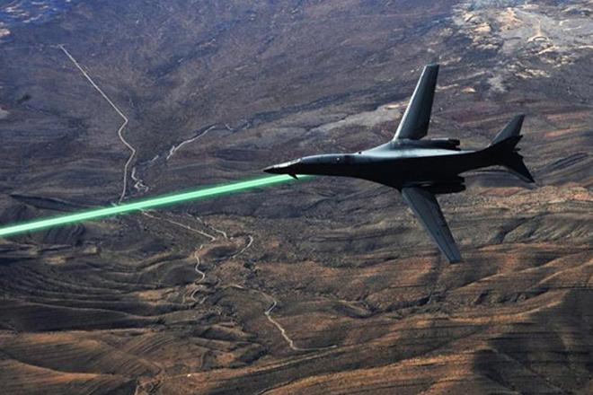 Самолет, который сможет наносить удар из космоса